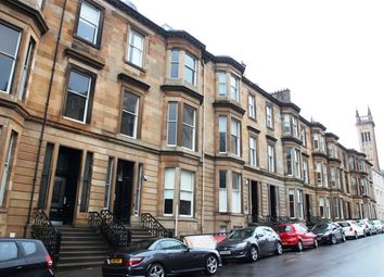 Thumbnail 3 bed flat to rent in Lynedoch Place, Glasgow