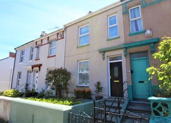 Thumbnail 2 bed terraced house for sale in Laira Bridge Road, Prince Rock, Plymouth, Devon