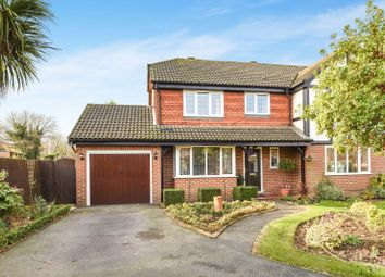 Thumbnail 3 bed semi-detached house for sale in Gateford Drive, Horsham