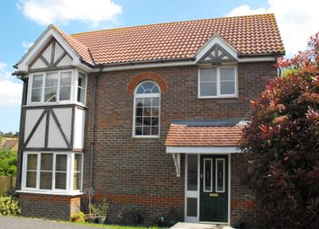 Thumbnail 4 bed detached house to rent in Blackberry Way, Whitstable