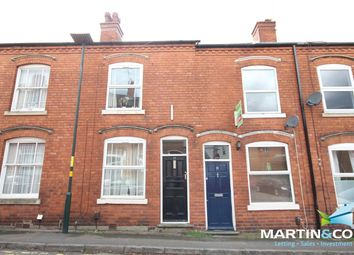 Thumbnail 2 bed terraced house to rent in North Road, Harborne