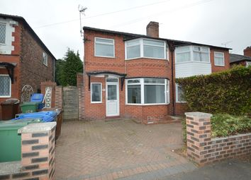 Thumbnail 4 bed semi-detached house to rent in Albert Avenue, Prestwich, Manchester