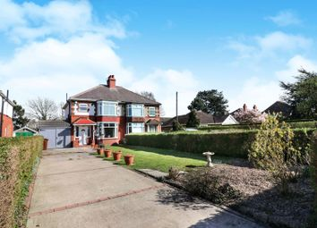 Thumbnail 4 bed semi-detached house for sale in Stallingborough Road, Immingham