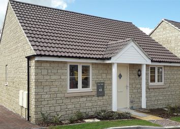 Thumbnail 2 bed detached bungalow for sale in Plot 42, The Charlbury, Blunsdon Meadow