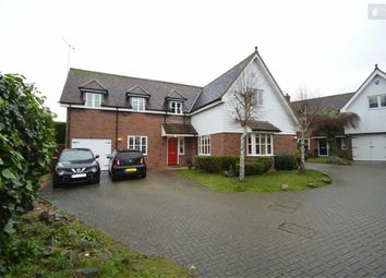 Thumbnail 4 bed detached house for sale in The Robins, Hart Road, Old Harlow, Essex