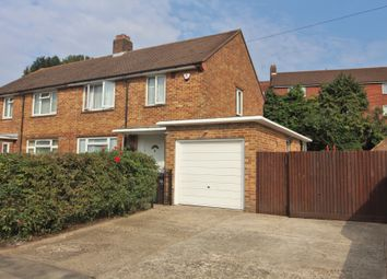 Cinderford Close, Cosham, Portsmouth PO6. 3 bed semi-detached house