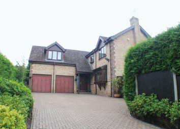 Thumbnail 5 bedroom detached house for sale in Upper Northam Close, Hedge End, Southampton