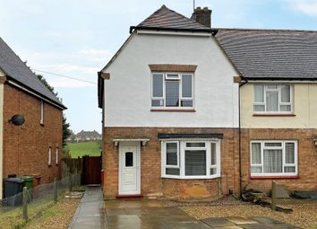 Thumbnail 3 bed end terrace house for sale in Mannock Road, Wellingborough