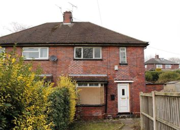Thumbnail 3 bed semi-detached house for sale in Greenbank Road, Tunstall, Stoke-On-Trent