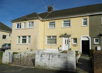 Thumbnail 3 bed terraced house for sale in Crescent Road, Sarn, Bridgend, Mid Glamorgan