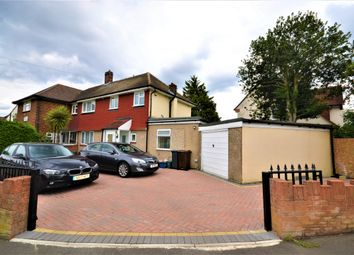 Thumbnail 4 bed semi-detached house for sale in Southville Crescent, Feltham