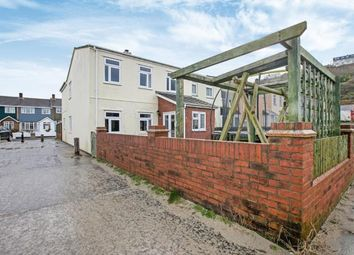 Thumbnail 4 bed semi-detached house for sale in Portreath, Redruth, Cornwall