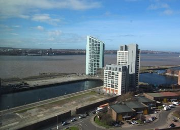 Thumbnail 2 bed flat for sale in Brook Street, Liverpool