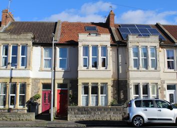 Thumbnail 3 bed flat for sale in Langport Road, Weston Super Mare