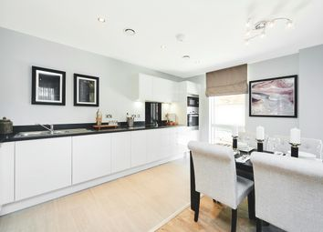 Thumbnail 2 bed flat for sale in Gayton Road, London