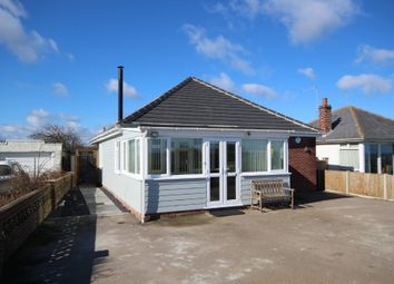 Thumbnail 3 bed detached bungalow to rent in The Esplanade, Scratby, Great Yarmouth