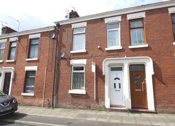 Thumbnail 3 bedroom terraced house for sale in James Street, Frenchwood, Preston, Lancashire