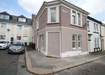 Thumbnail 2 bed flat for sale in Laira Street, Plymouth