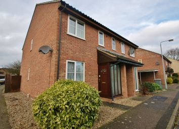 Thumbnail 1 bed flat for sale in Priors Drive, Old Catton, Norwich