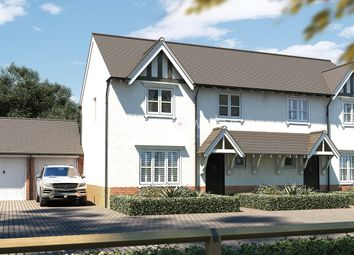 Thumbnail 4 bed semi-detached house for sale in Rowhedge Wharf, Colchester, Colchester