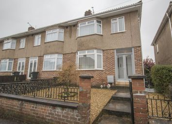 Thumbnail 3 bedroom end terrace house for sale in Eastwood Road, Brislington, Bristol