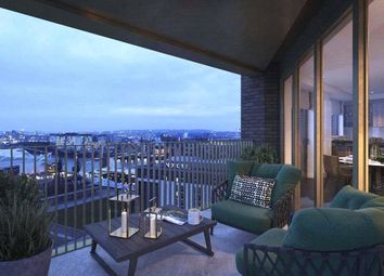 Thumbnail 2 bed flat for sale in Royal Dock West, Royal Victoria Dock, London