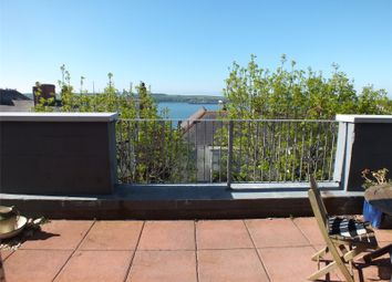 Thumbnail 2 bedroom flat for sale in Haven Heights, Milford Haven, Pembrokeshire