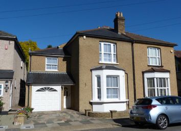 Thumbnail 4 bed semi-detached house for sale in St. Georges Road, Enfield
