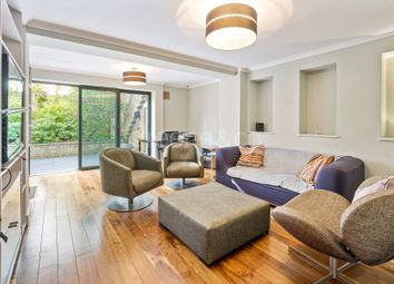 Thumbnail 3 bed flat to rent in Fawley Road, West Hampstead, London