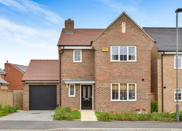Thumbnail 3 bed detached house to rent in Longland Road, Buckingham