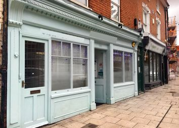 Thumbnail Restaurant/cafe for sale in Worcester Road, Bromsgrove