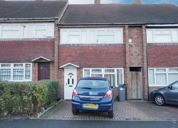 Thumbnail 3 bed terraced house for sale in Tiverton Road, Berryhill, Stoke-On-Trent, Staffordshire