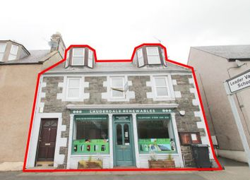 Thumbnail 3 bed terraced house for sale in The Old Post Office, High Street, Earlston Galashiels Scottish Borders TD46Bs