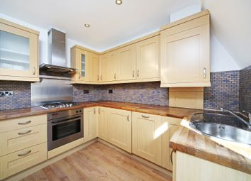 Thumbnail 3 bed flat to rent in Howitt Road, London