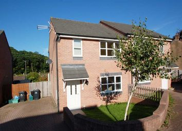 Thumbnail 3 bed semi-detached house for sale in Edmunds Way, Cinderford