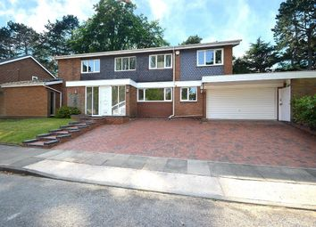 Thumbnail 4 bed detached house to rent in Birch Hollow, Edgbaston, Birmingham