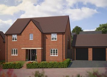 Thumbnail 3 bedroom detached house for sale in Laverton Road, Hamilton, Leicestershire