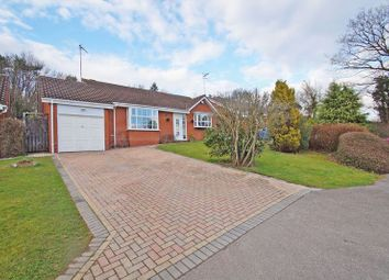 Thumbnail 2 bed detached bungalow for sale in Wordsley Close, Redditch