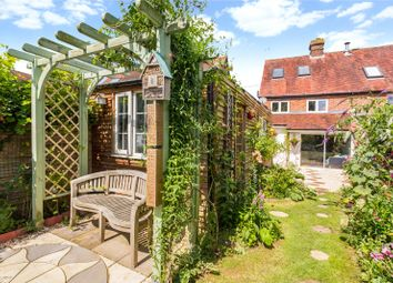 Thumbnail 3 bedroom semi-detached house for sale in Jessimine Cottages, Woodside Road, Chiddingfold, Godalming, Surrey