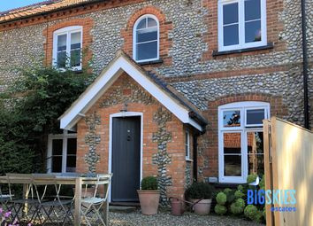 Thumbnail 4 bed town house for sale in 67 Cromer Road, Holt