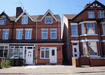 Thumbnail 4 bed end terrace house for sale in Lodge Road, Redditch