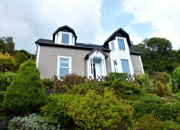 Thumbnail 3 bed detached house for sale in Drumthwacket North Campbell Road, Innellan, Dunoon