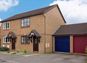 Thumbnail 2 bed semi-detached house to rent in Byron Way, Stamford, Lincolnshire