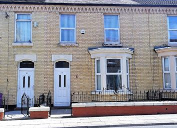 Thumbnail 4 bed terraced house to rent in Robarts Road, Anfield, Liverpool