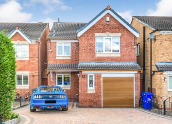 Thumbnail 3 bed detached house for sale in Waterdale Grove, Longton, Stoke-On-Trent