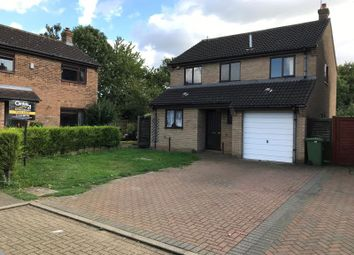 Thumbnail 4 bed detached house for sale in Brackenwood, Orton Wistow, Peterborough