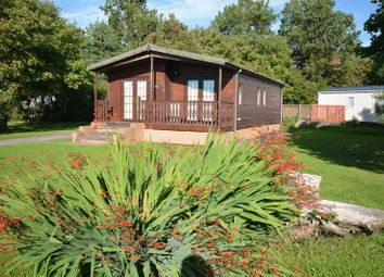 Thumbnail 3 bed mobile/park home for sale in Solway Holiday Village, Silloth
