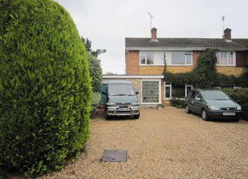 Thumbnail 3 bed semi-detached house to rent in Ashford Close, Fordingbridge, Hampshire