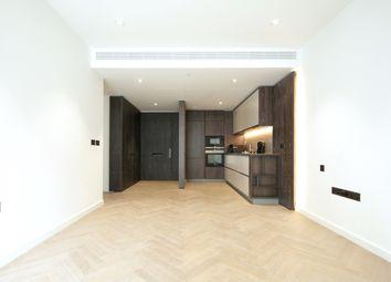 Thumbnail 1 bed flat to rent in Circus Road, Bassborough House, Battersea, London