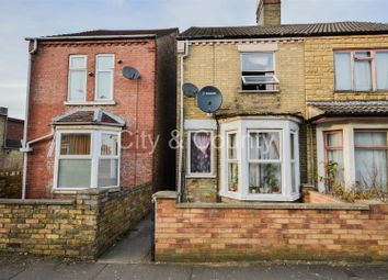 Thumbnail 3 bed semi-detached house for sale in Mayors Walk, West Town, Peterborough